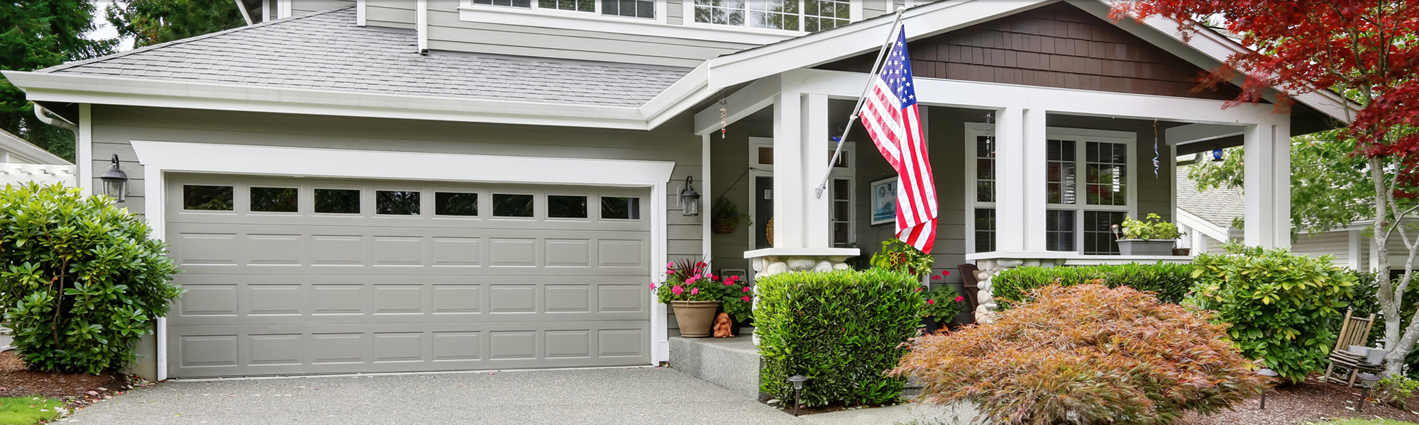 Residential Garage Doors - Summerville, SC